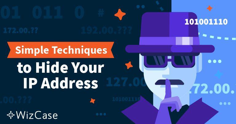 Näin piilotat IP-osoitteesi ja muutut anonyymiksi