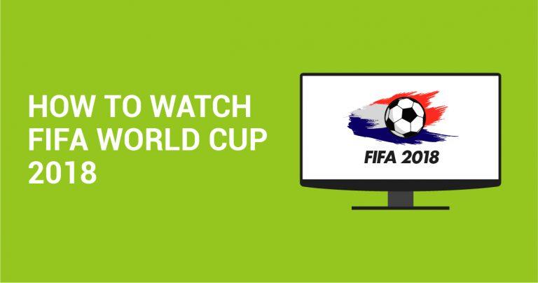 Miten katsoa jalkapallon MM-kisoja 2018