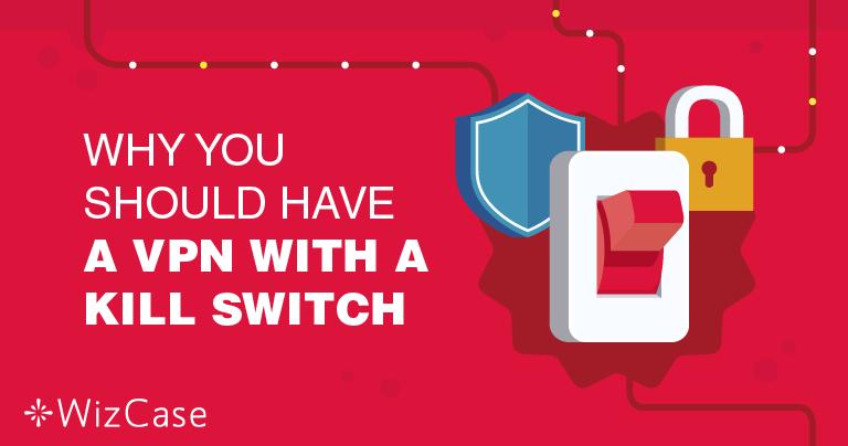 Miksi Kill Switch-toiminto VPN:ssä on niin tärkeä?
