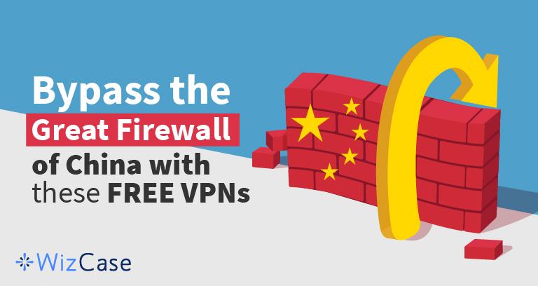 4 parasta ILMAISTA VPN:ää Kiinaan 2021 – toimivat iPhonella, Androidilla ja muilla alustoilla