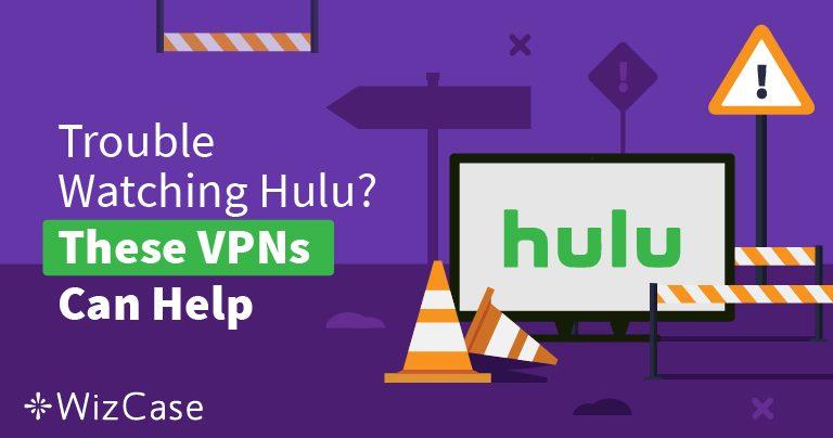 Vuoden 2019 parhaat VPN:t Hululle – Päihitä estot ja katsele turvallisesti!