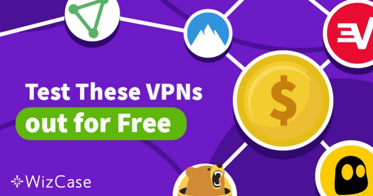 Testaa 5 parasta VPN:ää riskittä ilmaiskokeilujen avulla 2020