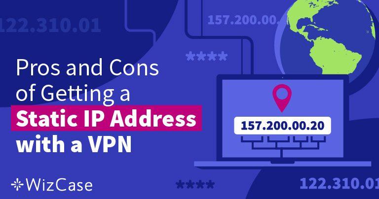 Mikä on staattinen IP-osoite ja miksi tarvitset sellaisen?