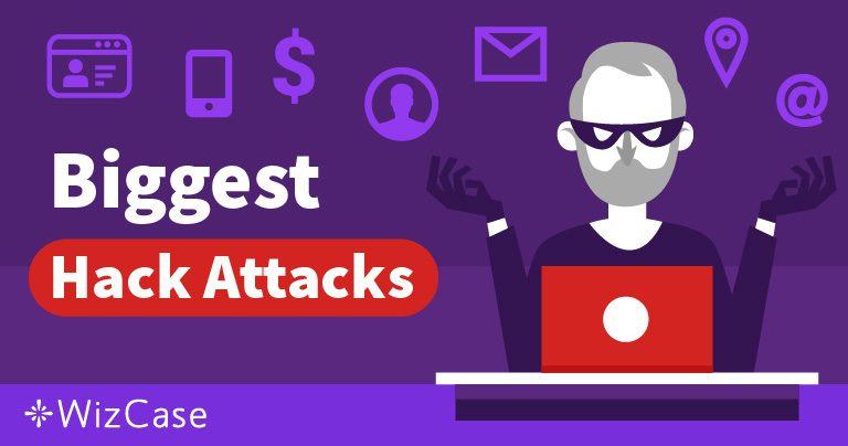 15 vakavinta hakkeri-iskua