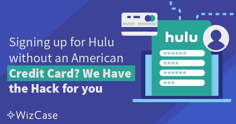 Näin tilaat Hulun ilman yhdysvaltalaista luottokorttia