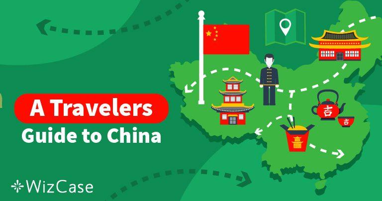 Valmistaudu Kiinan-reissuun näiden teknisten vinkkien avulla
