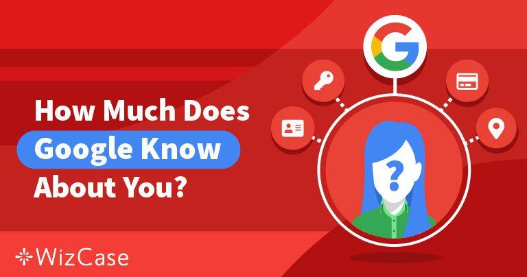 Huolehdi yksityisyydestäsi: Mitä Google tietää sinusta ja miten voit itse vaikuttaa siihen