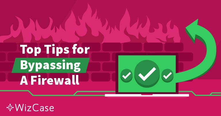 Mikä palomuuri on ja miten VPN kiertää sen? Wizcase