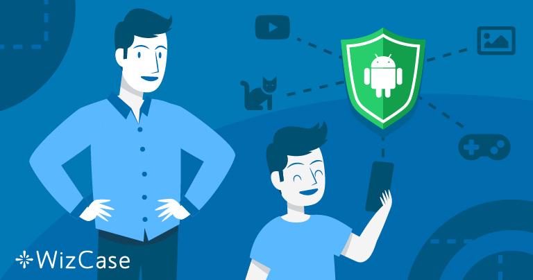 Parhaat lapsilukkosovellukset Androidille – Testattu: Elokuu 2021