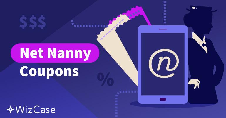 Voimassa oleva Net Nanny -kuponki Lokakuu 2021: Säästä jopa 30 % tänään