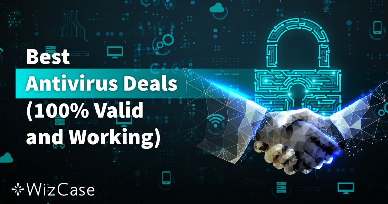 Parhaat toimivat virustorjuntaohjelmien kupongit – Elokuu 2021
