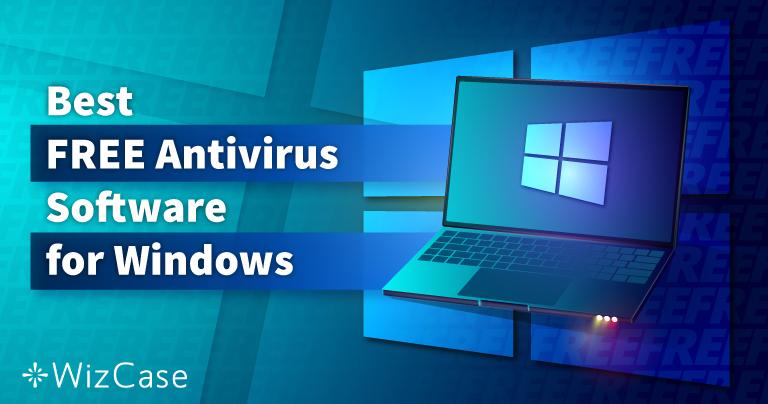 6 parasta ilmaista virustorjuntaa Windowsille (Testattu 2021)